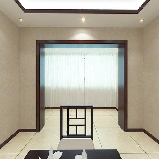 全套别墅新中式设计720全景效果图展示